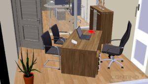 Male biuro