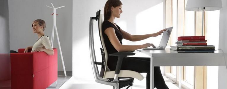 krzeslo w biurze