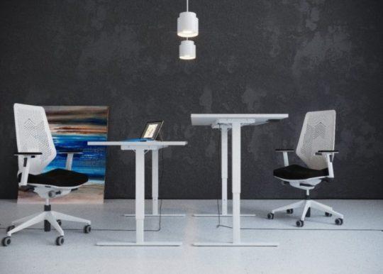 Biurka TORO_elektryczne