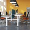 INUP biurka podnoszone elektrycznie