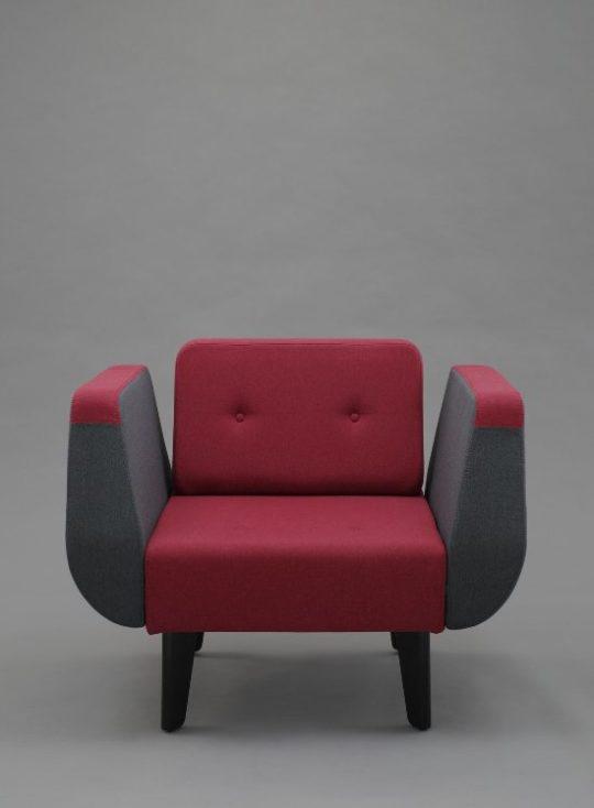 U_FLOE Fotel UFW121