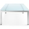 Vancouver Table SH2 satine G1