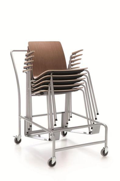 Wozek-CTH do transportu krzesel Com