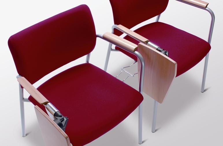 Krzesla ZIP ZP 220 z pulpitem