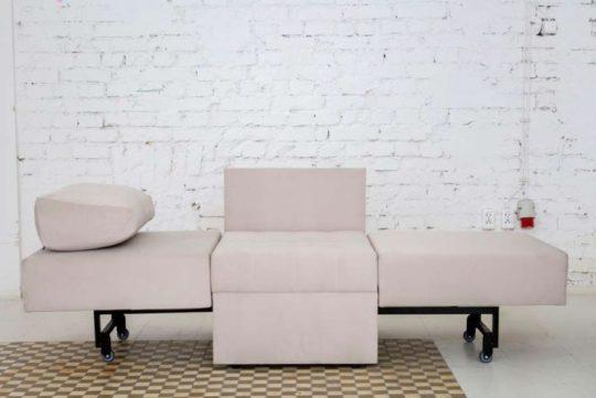 Fotel HIVE z funkcja spania