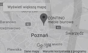 mapa dojazdu Contino