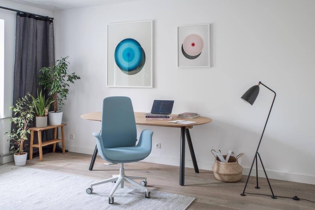 ElliePro - stylowy fotel biurowy