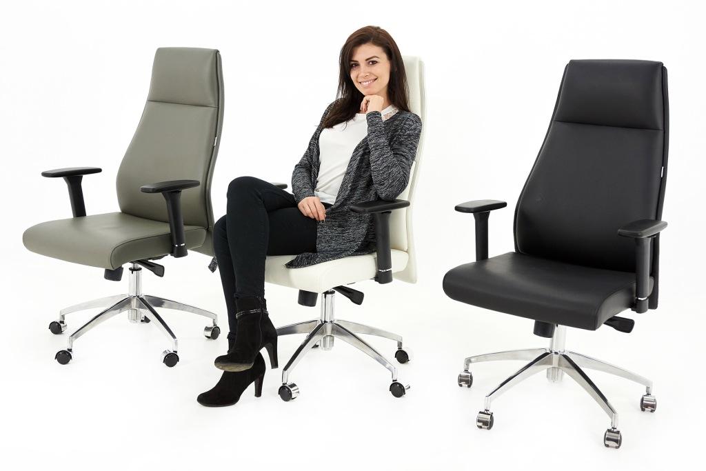 fotele biurowe w leasing
