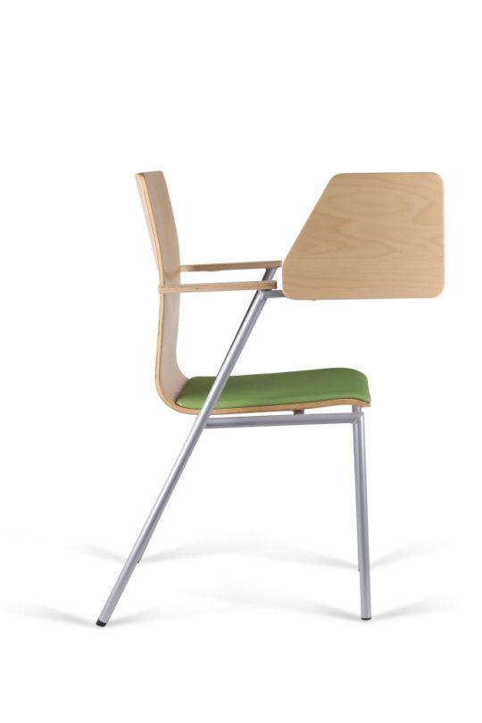 Krzeslo-HUGO-B-z pulpitem