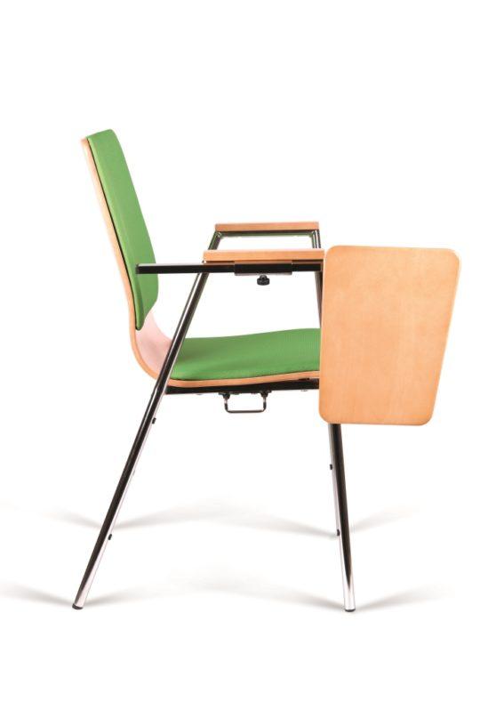 Krzeslo-KEDAR-B z pulpitem