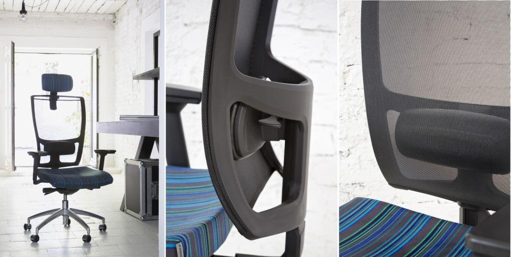 Fotel biurowy Evolution