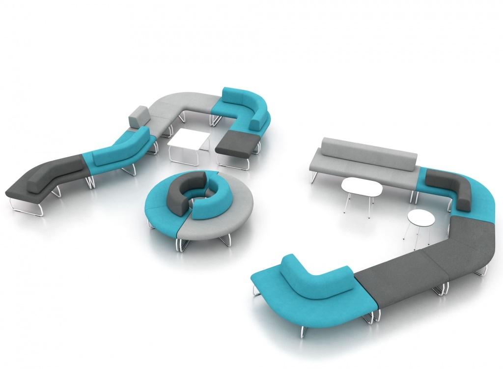 Legvan - sofy modułowe