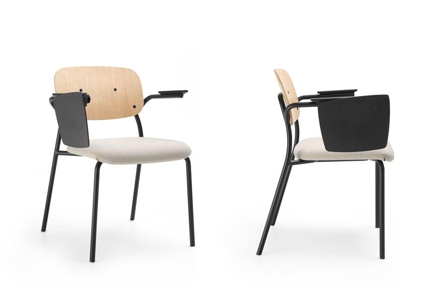 Krzesla HENS z pulpitem