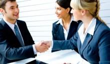 Rozmowa w biznesie