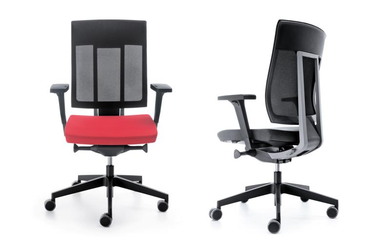 Fotele obrotowe Xenon Net