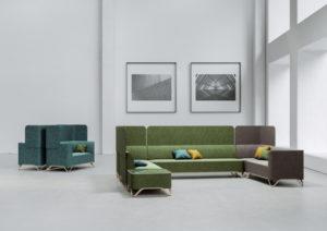 kolekcja SoftBox - sofy, fotele