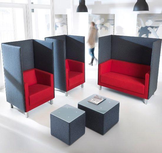 Fotele i sofy biurowe Profim