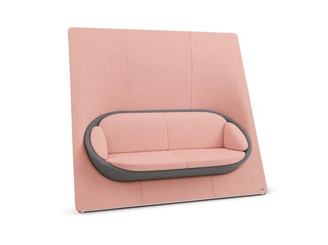 Sofa ze ścianką Profim